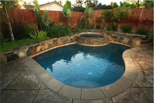 Backyard Pool Landscape Ideas
